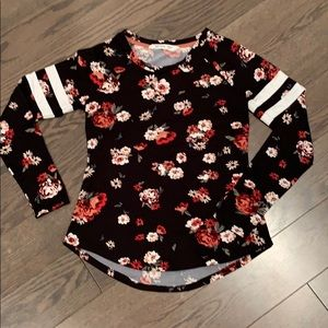 urban kids | girls long sleeve shirt